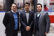 افتتاح شوروم انحصاری محصولات سرامیک البرز و چیتا
