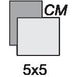 برلیانت 5X5-standard
