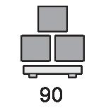Rashel 15×15-standard