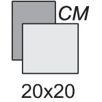 Anti Acid Agrin 20×20-standard