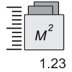 آیرن 30X60-standard