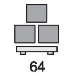Parko 45×45-standard