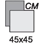 آنتالیا 45X45-standard