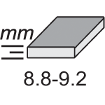 روما 45X45-standard