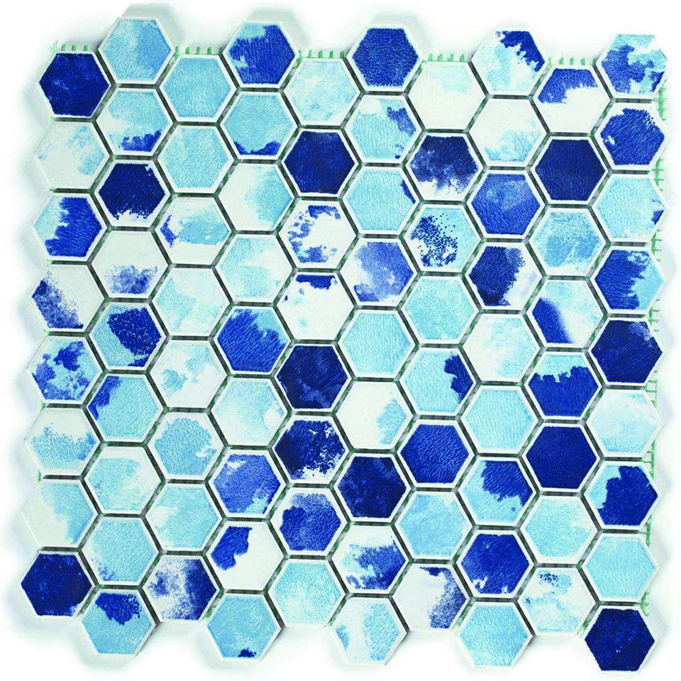 میکس آبرنگی (شش ضلعی)-render