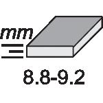 Cavali 45×45-standard