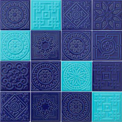 Cartier Mix Blue 5