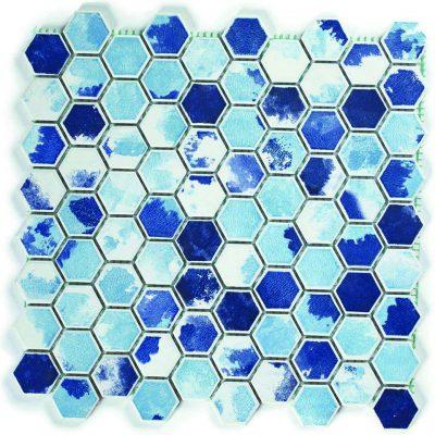 میکس آبرنگی (شش ضلعی)