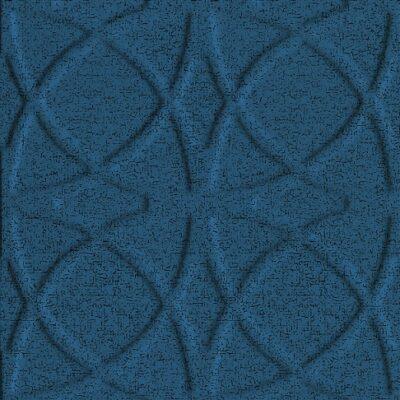 Catrin Blue Flower