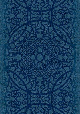 Catrin Blue Decor