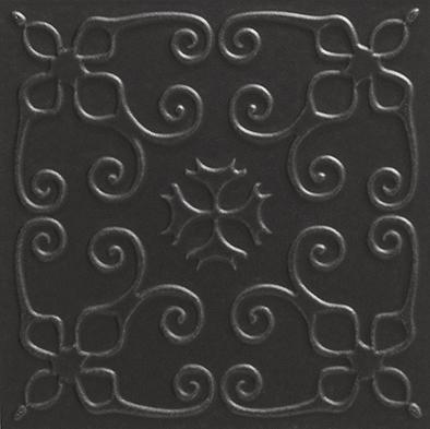 Rosha Black Decor