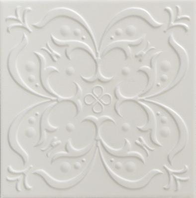Rosha White Decor